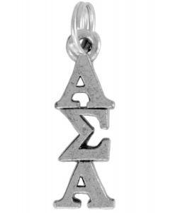 Alpha Sigma Alpha Lavalier Charm