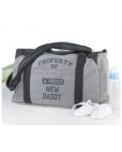 Athletic Daddy Diaper Bag Duffel Bag