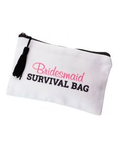 Bridesmaid Clutch Wedding Survival Kit