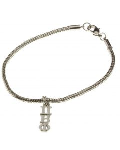 Pi Beta Phi Sorority Bracelet