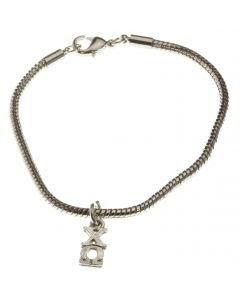 Chi Omega Sorority Bracelet
