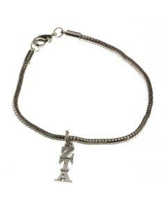 Zeta Tau Alpha Sorority Bracelet