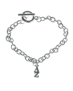 Delta Zeta Toggle Bracelet