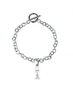 Zeta Tau Alpha Toggle Bracelet