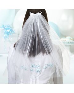 Bride to Be Veil