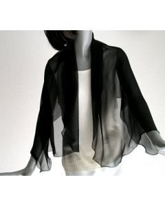 Formal Chiffon Shawl Wrap - Your choice of color