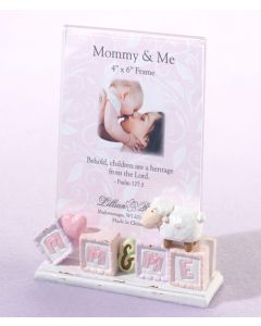 Mommy and Me Little Lamb Photo Frame