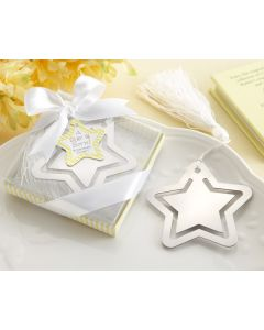 A Star is Born Bookmark Baby Shower Favor