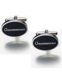 Wedding Groomsman Cufflinks