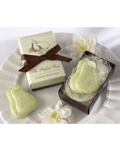The Perfect Pair Scented Soap Favor Set