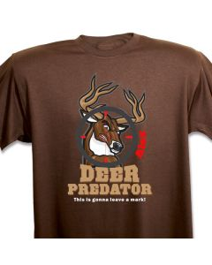Deer Predator T-Shirt Personalized with Your Name