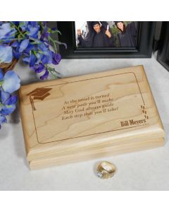 Graduation Personalized Keepsake Box