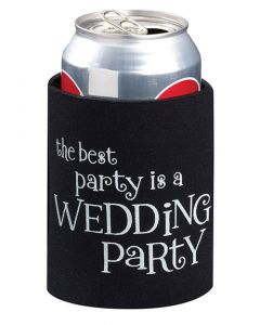 Wedding Party Koozie